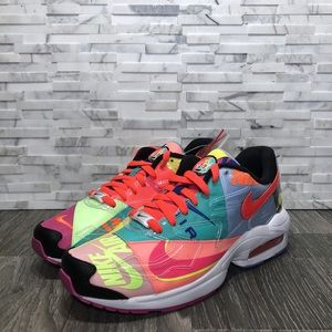 f534f61379 Nike Shoes | X Atmos Air Max 2 Light Logos Limited | Poshmark